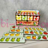 Комод фрукты-овощи счёт