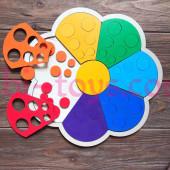 Мозаика – сортер цветик-семицветик