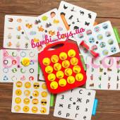 Детская развивающая игра мемори