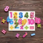 Обьемные цифры и знаки